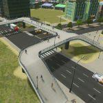 【PC】Cities:Skylines初心者講座!渋滞解消、ラウンドアバウト、歩道橋!【PS4】
