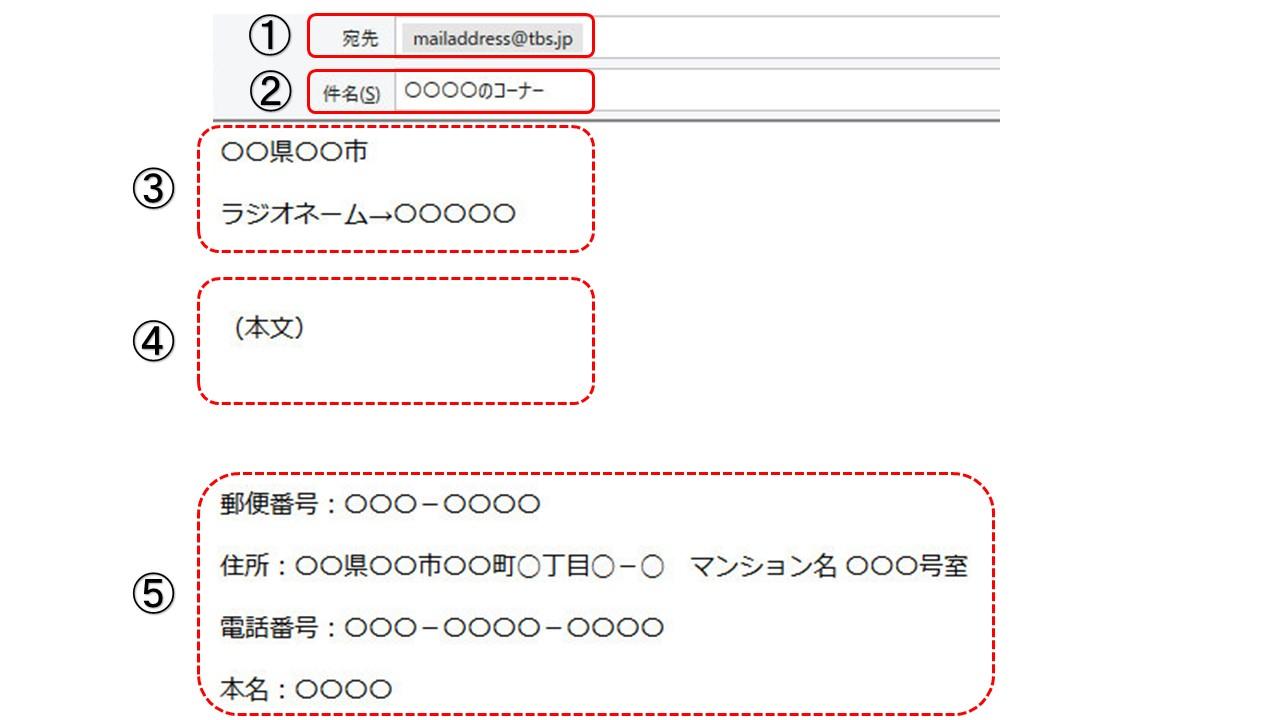 ニッポン 書き方 オールナイト メール